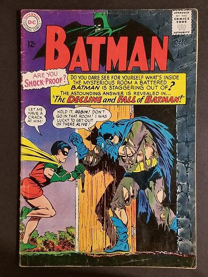 Batman (1940) #175 VG