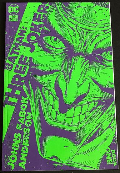 Batman Three Jokers (DC) #1 NM+ [Retailer Incentive Variant Cover]