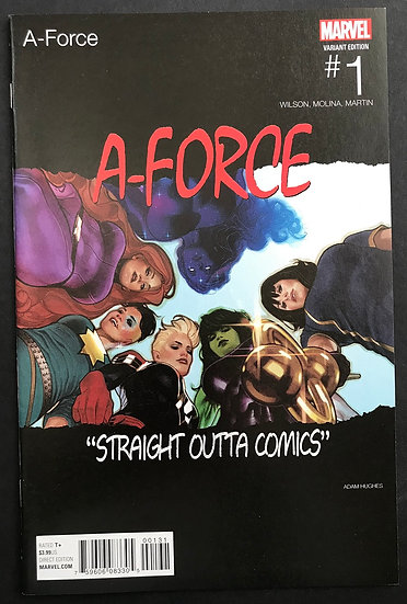 A-Force 1 Variant Edition VF