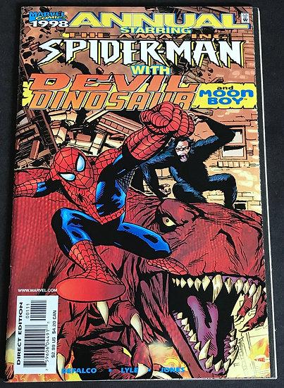 Amazing Spider-Man Annual (Marvel)  #1998 VF