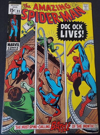 Amazing Spider-Man (Marvel) #89