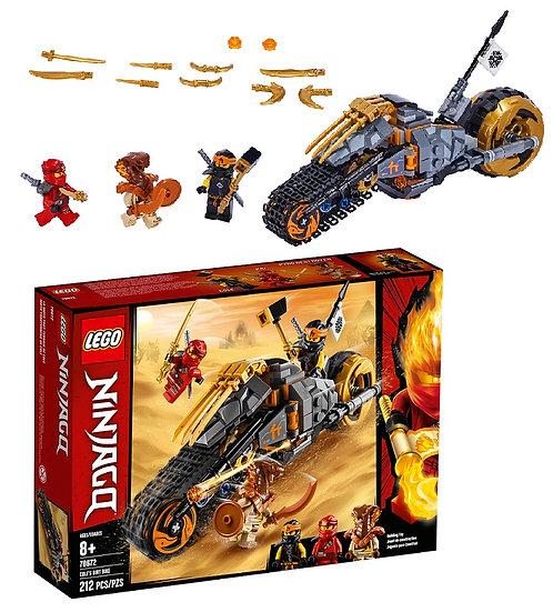Lego Ninjango Cole's Dirt Bike 70672