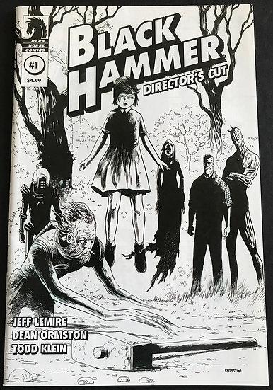 Black Hammer #1 (Dark Horse) NM/MT