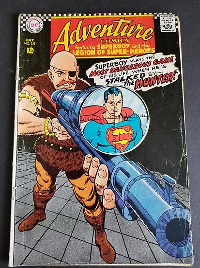 Adventure Comics (1938 1st Series) #358 VG