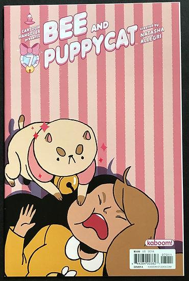 Bee and Puppycat (oom Studios) #7 [Recall]