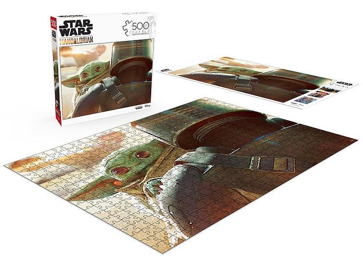 Buffalo Games Entertainment Star Wars The Child 500 Pcs Jigsaw Puzzle