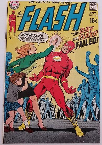 Flash (1959 1st Series DC) #192 VF/NM