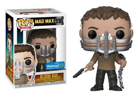 Mad Max Blood Bag 510 Walmart Exclusive