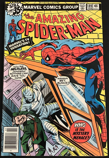 Amazing Spider-Man 189 VF+