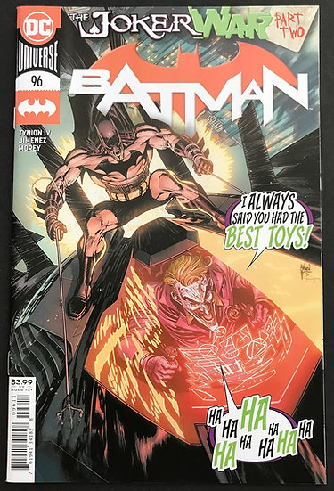 Batman (DC) #96