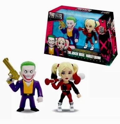 Metals Die Cast The Joker Boss Harley Quinn M23