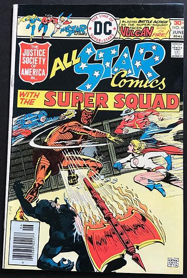 All Star Comics (DC) #60