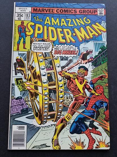 Amazing Spider-Man 183 VF-