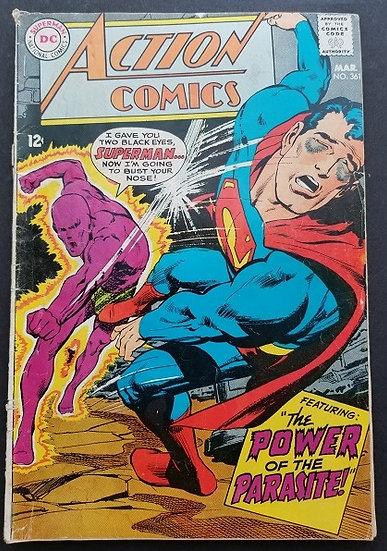 Action Comics #361 VG