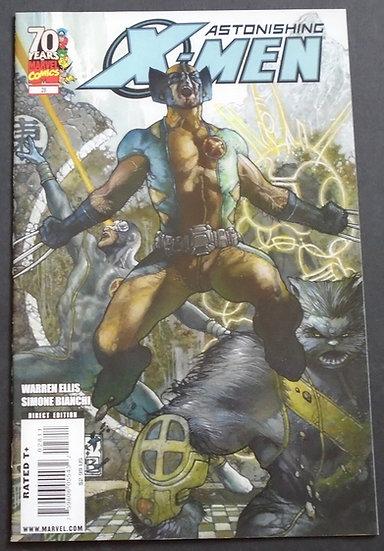 Astonishing X-Men #28 NM