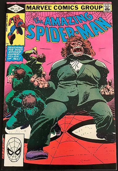 Amazing Spider-Man (Marvel) #232 FN+