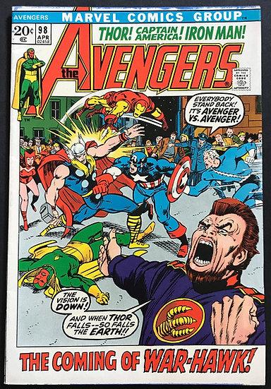 Avengers (Marvel ) #98 VF