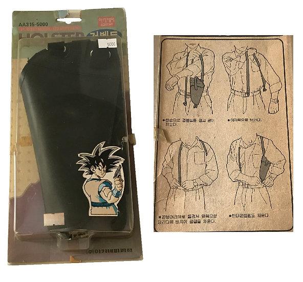 1994 Korean Dragon Ball Plastic Model Air Soft Gun Holster [Open Box,New]