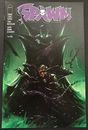 Spawn (1992) #285 CON.A VF [Emerald City Comic Con Variant]