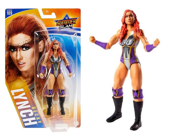 WWE Summer Slam Series 109 Becky Lynch Wrestling Figure