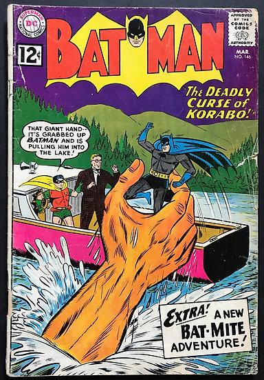Batman (DC) #146 GD/VG
