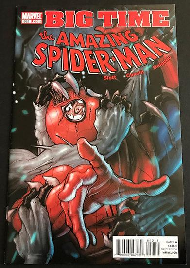 Amazing Spider-Man (Marvel ) #652