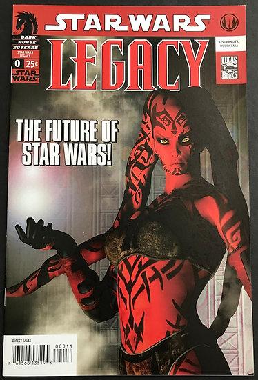 Star Wars Legacy (2006) #0 NM-