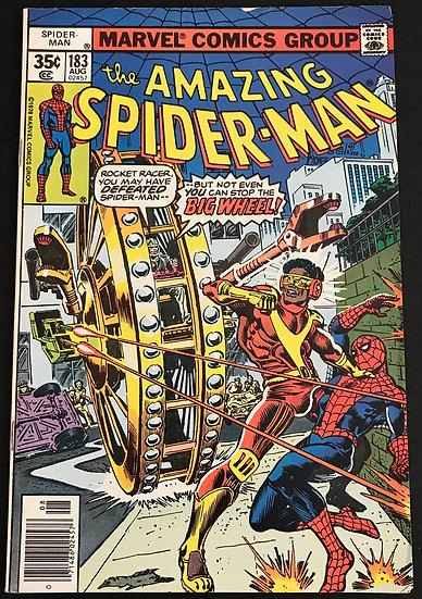 Amazing Spider-Man (1963 1st Series) #183 VF-