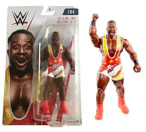 WWE Series 94 Big E Wrestling Figure