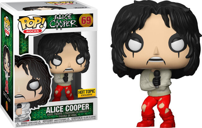 Alice Cooper 69 Hot Topic Exclusive