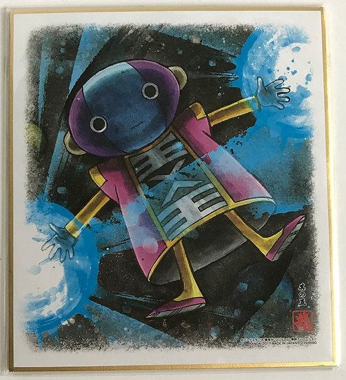 Dragon Ball Shikishi Art Dragon Ball Bandai Japan 2394690