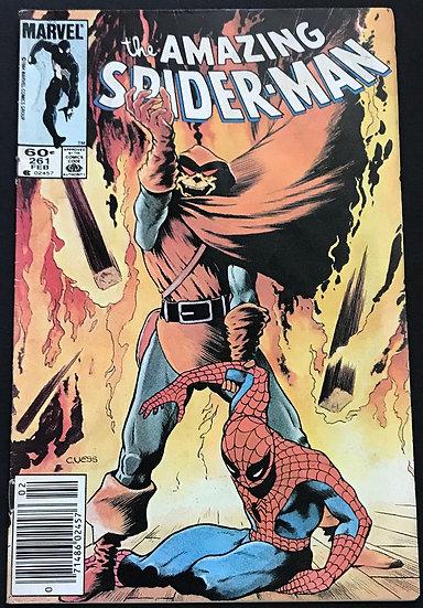 Amazing Spider-Man (1963 1st Series) #261 FN