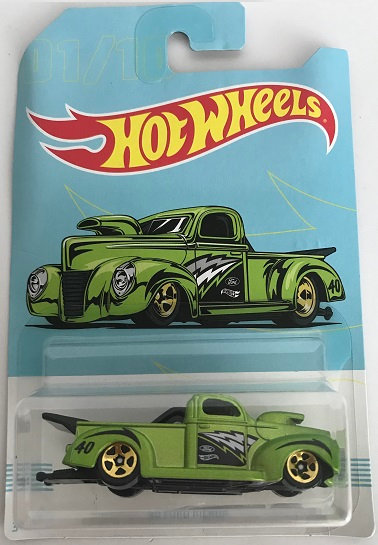 2017 Hot Wheels '40 Ford Pickup