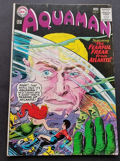 Aquaman (1962 1st Series) #21 VG