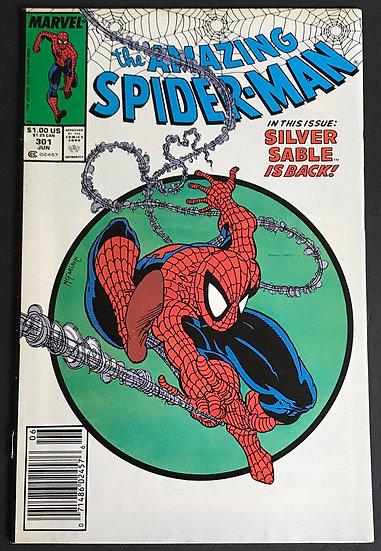Amazing Spider-Man (Marvel) #301 VF-