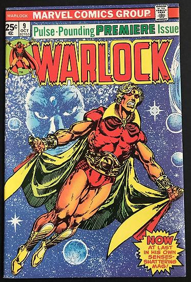 Warlock (1972 Marvel 1st Series) #9 NM-