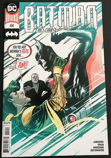 Batman Beyond (DC) #44 NM
