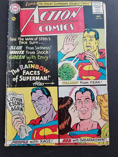 Action Comics #317 GD