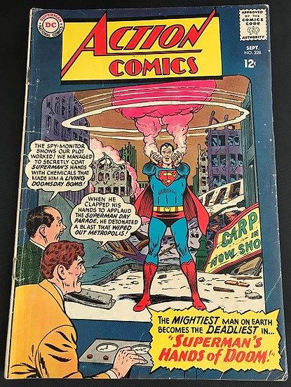 Action Comics #328 FN