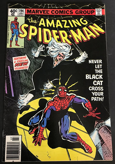 Amazing Spider-Man 194 @ CGC