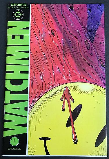 Watchmen (1986) #1 VF+