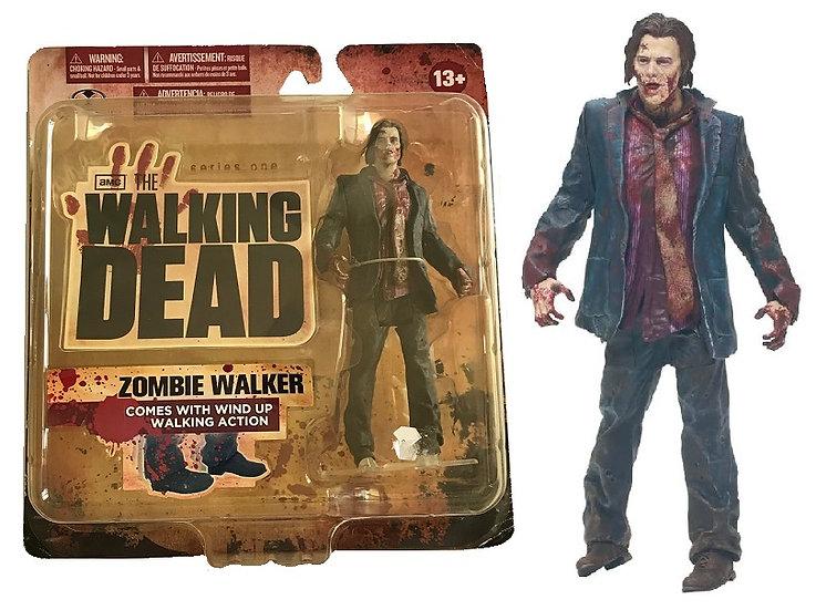 Walking Dead Series One Zombie Walker Figure