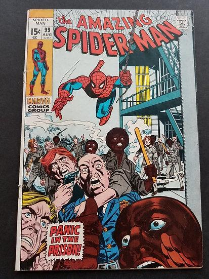 Amazing Spider-Man (Marvel) #99 FN-