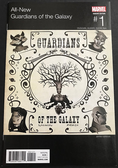 All New Guardians of the Galaxy #1 [Hip Hop Variant]