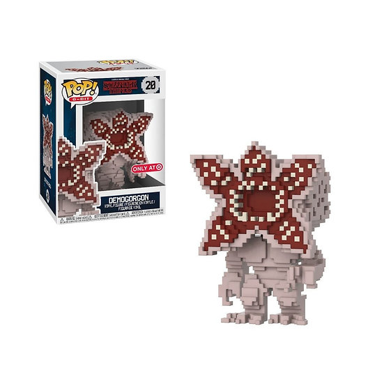 Funko Pop Stranger Things 8-Bit Demogorgon 20Target Exclusive