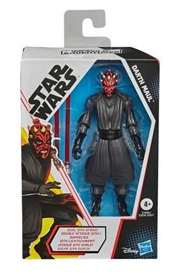 Star Wars Galaxy of Adventures Darth Maul 5 Inch Action Figure