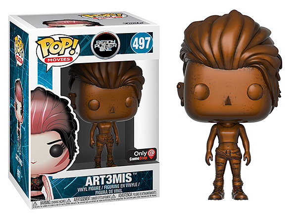 Ready Play One Art3mis ( Copper ) 497 Game Stop Exclusive