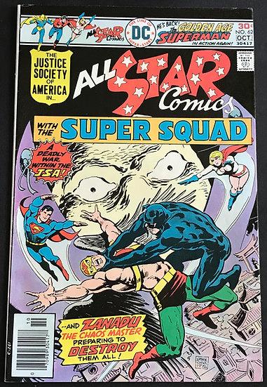 All Star Comics (DC) #62 NM-