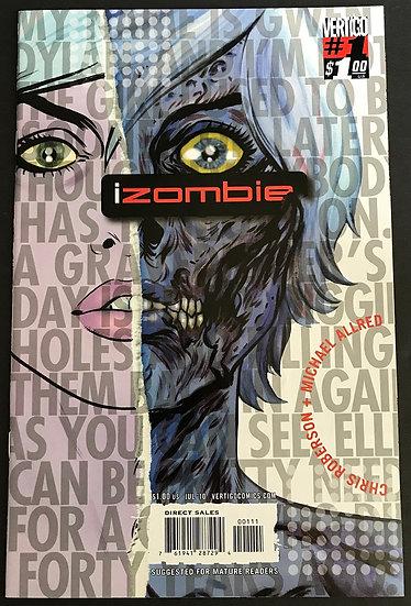 iZombie (2010 DC/Vertigo) #1A NM