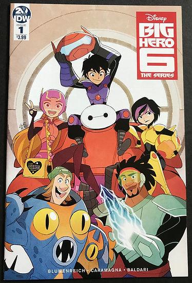 Big Hero 6 (IDW) #1 NM-